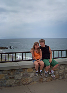 Emily and Nathan 2009
