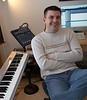 My boy Steve, composer extraordinare!