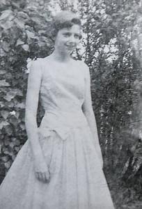 Janice Morrison 1960 Newton Mass