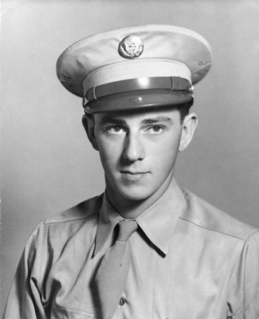 Family - Wallace in the Army 1945 to 1946