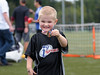 11 Sep 2013: This guy won a medal in his first soccer game!