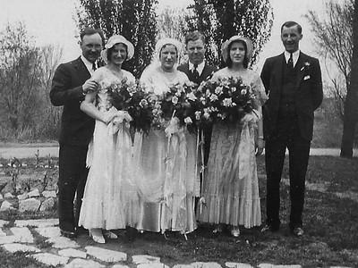 Rose's wedding