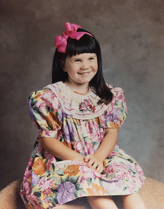 Erica, age 4 1/2