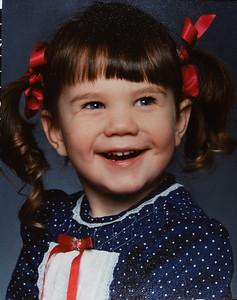 Erica, age 3