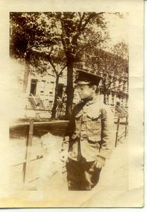 1918: George Patrick Frost, Boys Brigade: Tompkins Park.