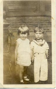 1930: Eileen Keeney, George F Frost.