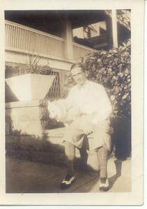 1932: Fred Hampton (1905-?)