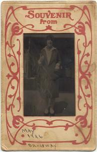 Elizabeth Anne (Hampton) Frost.