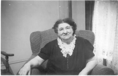 1943, February: Mary Henry Frost.