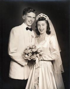 John Burke & Elizabeth Bogensberger.