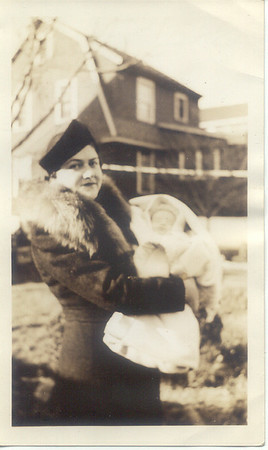 Florence Pupke, wife to Henry Pupke.
