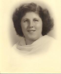 Theresa Yarzab (granddaughter of Johanna (Pupke) Loebel).
