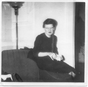 1949: Irene Warnock, Quincy St.