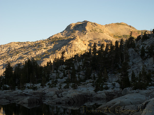Dick's Peak