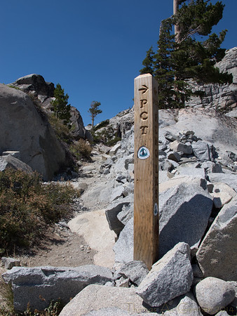 The PCT junction.