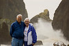 Grandparents at Ruby Beach.
