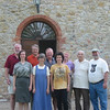 Tuscany, 2003, w/ cooking group