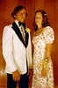 Al and Debbie. Before High School Prom June 1972.