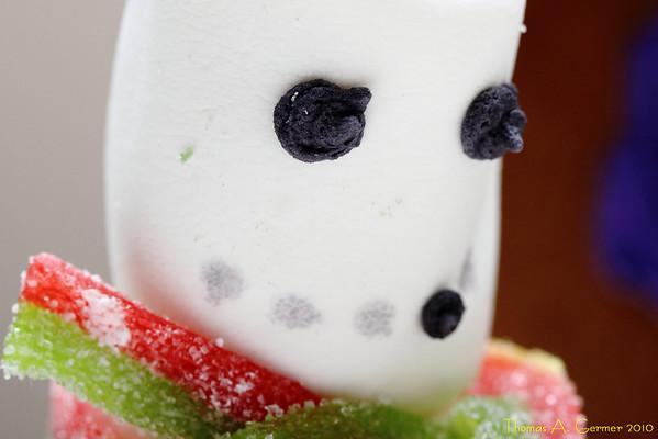 The Marshmallow Skier