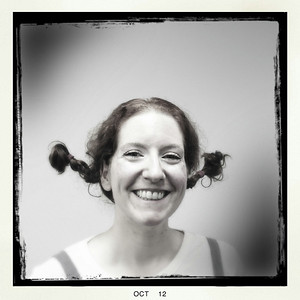 Mary Jo as Pippi Longstocking