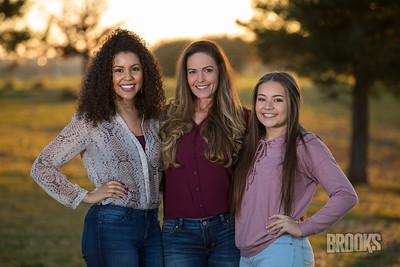 Kristin and girls