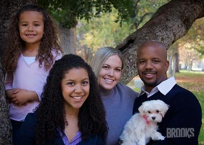 Punter Family Photos Nov 08