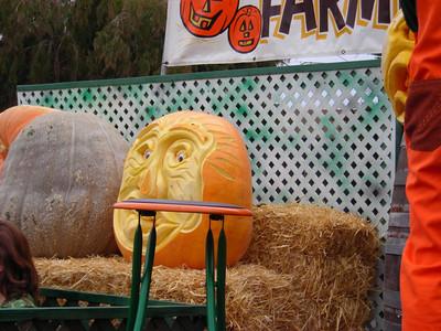 Next stop: Pumpkin festival