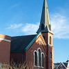 Immaculate Conception Church in Salem, Massachusetts - October 19th, 2017