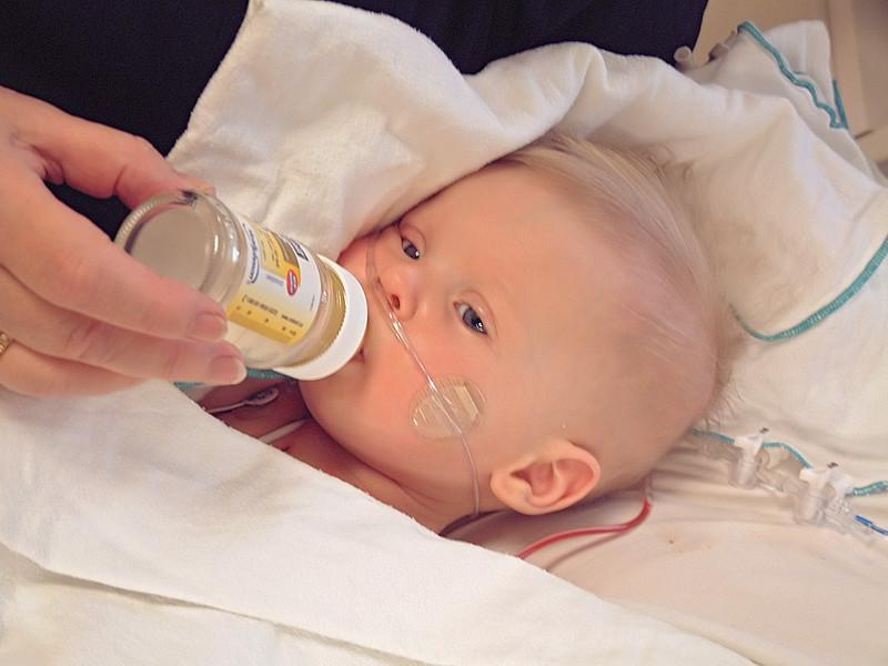 Taking more by bottle, to prove that the doctor doesn't know anything!