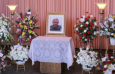 March 28, 2008  Memorial Service