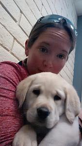 First vet visit!
