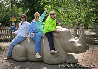 Louisville Zoo 2012