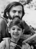 Former Husband , Bob Sanfedele with daughter Barbara , on a camping trip in the Catskills. 1969, I think.<br />  RIP, Robert - 1936-2012
