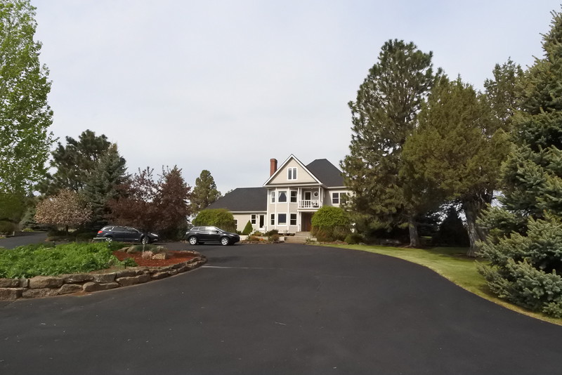 MOre driveway/entry