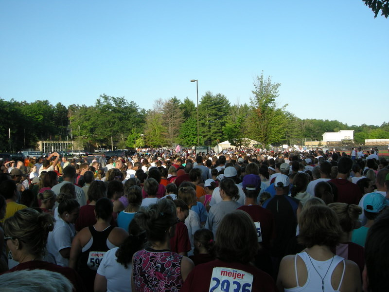 Race masses