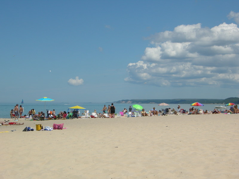 My favorite beach in the world<br /> <br /> The sand here is so incredibly soft.