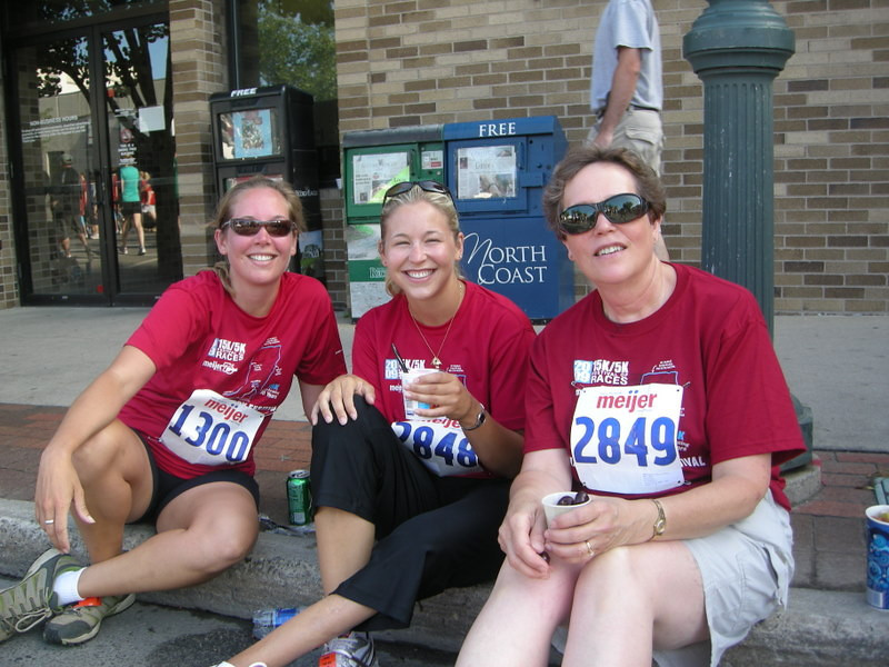 After the 5k