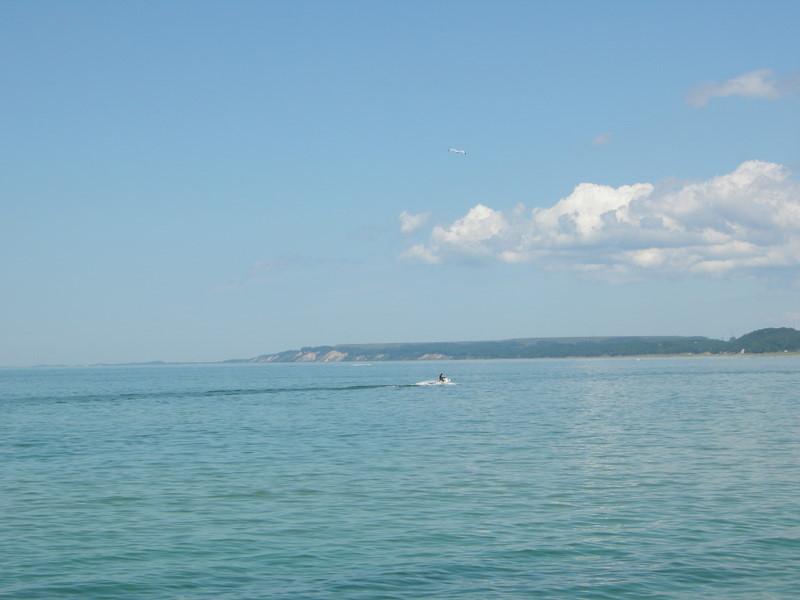 Lake Michigan and coast