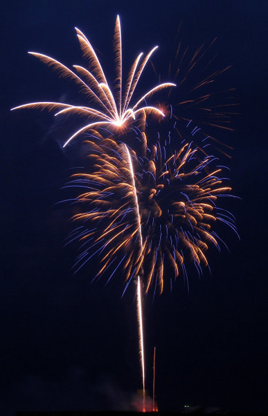 Mackinaw City Fireworks