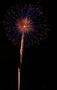 Cherry Festival Fireworks