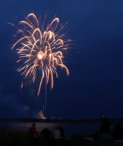 Mackinaw City Fireworks