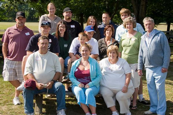 Oakes Family Reunion 2009