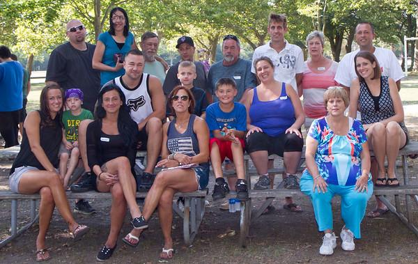 Oakes Family Reunion 2015