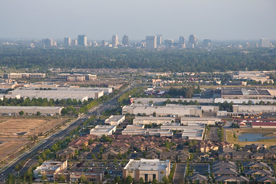 Downtown and Natomas