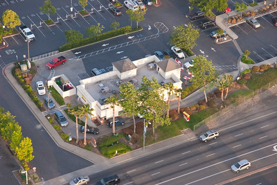 The In-N-Out on Sunrise and Coloma