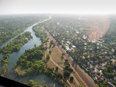 American River Parkway near Jesuit High School