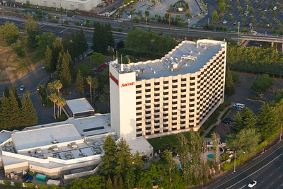 Marriott hotel in Rancho Cordova