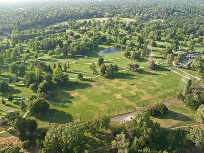 Ancil Hoffman Park golf course