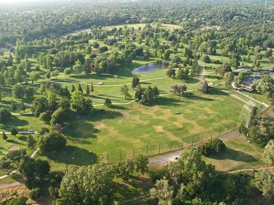 Ancil Hoffman Park golf course