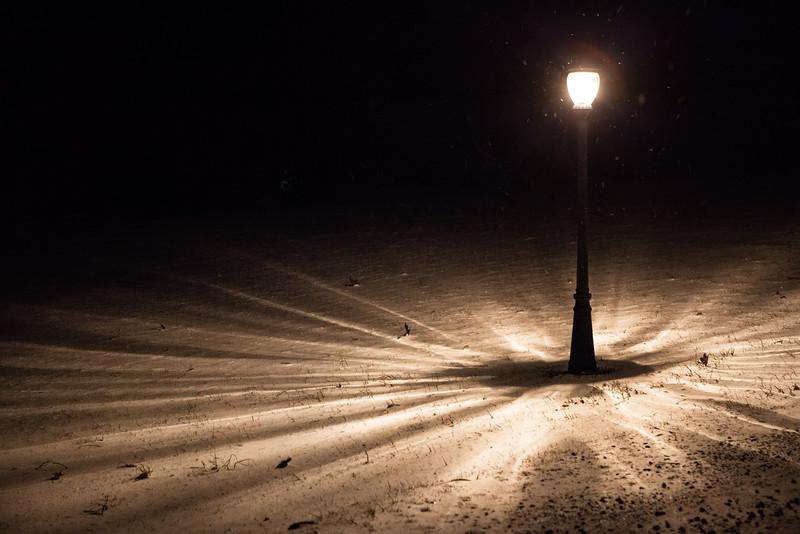 Cataloochee Lamp Post